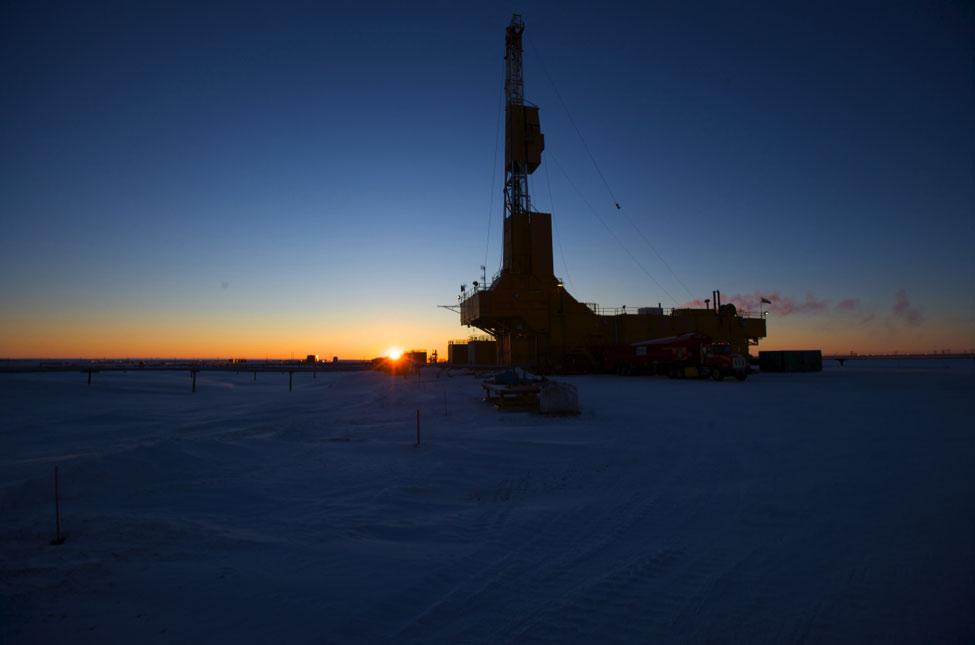 arctic rig